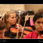 2015 All-State Orchestra Rehearsal