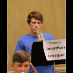 2015 All-State Jazz Band Rehearsal