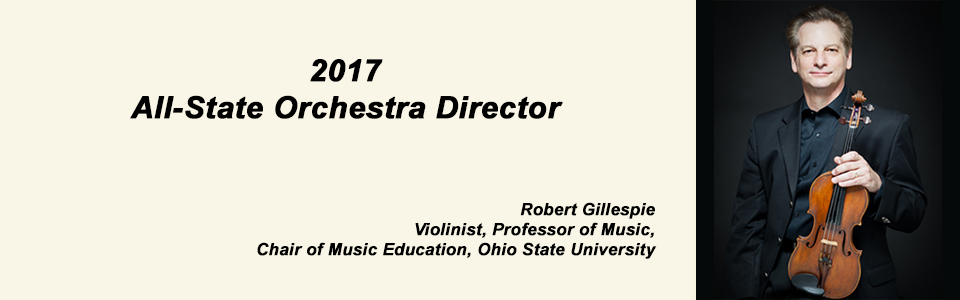 All-State Orchestra Director 2017