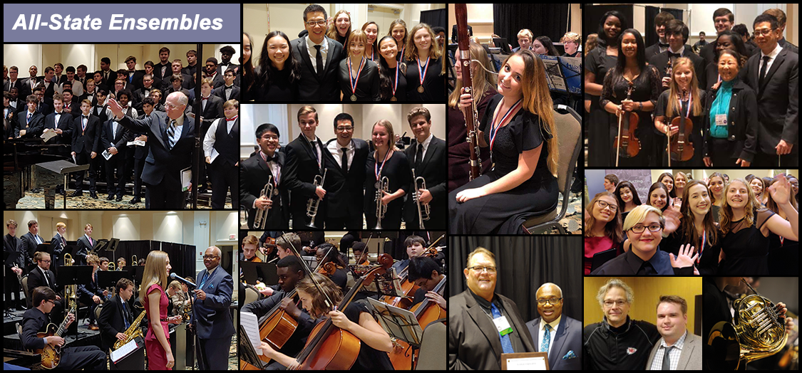All-State Choir – Louisiana Music Educators Association